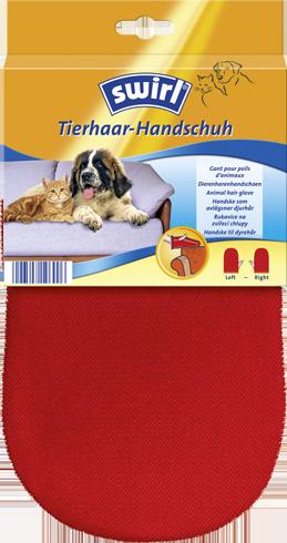 Tierhaar-Handschuh von Swirl®