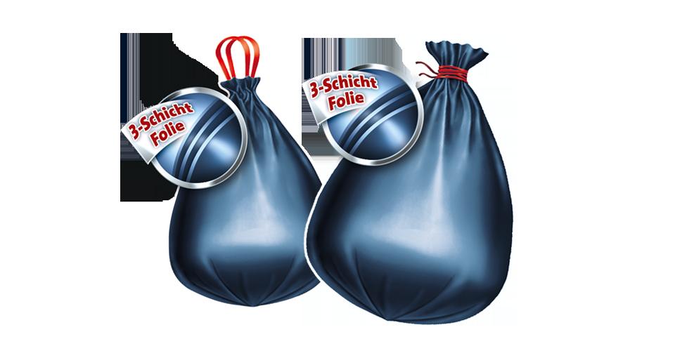 Schwerlast Abfallsäcke