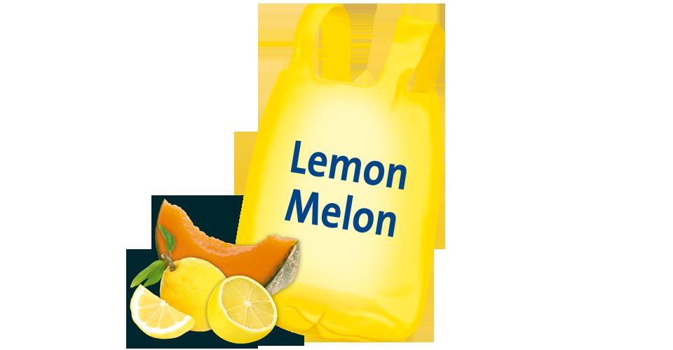 Duft-Müllbeutel Lemon-Melon