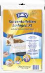 Katzentoiletten-Einlagen von Swirl®