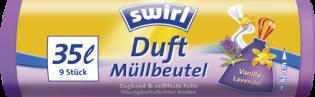 Duft-Müllbeutel Vanille-Lavendel