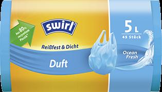 Duft-Müllbeutel Ocean