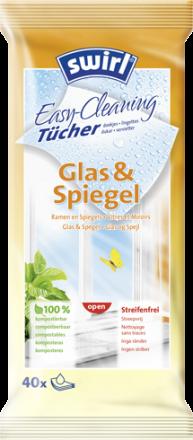 Glas- & Spiegel-Tücher