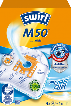 MicroPor® Plus Staubsaugerbeutel mit AntiBac